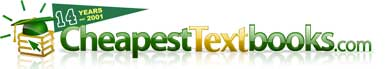 Compare prices and save on cheap textbooks at CheapestTextbooks.com